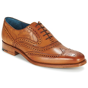 Shoes Brogue shoes Barker MC CLEAN Brown