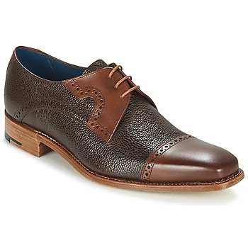 Shoes Men Derby shoes Barker APPOLLO Brown