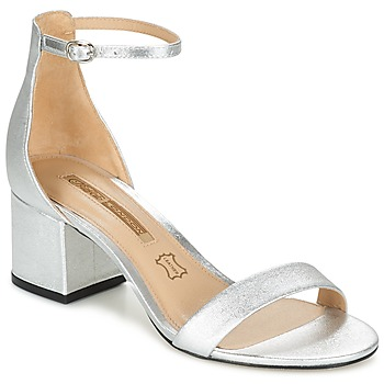 Shoes Women Sandals Buffalo DALOUD Silver