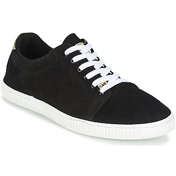 Shoes Women Low top trainers Chipie JERBY Black / Gold