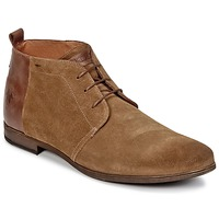 Shoes Men Mid boots Kost ZEPI 59 Camel