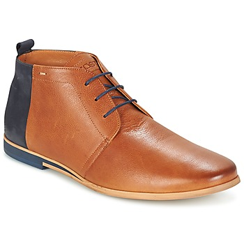 Shoes Men Mid boots Kost ZEPIA 66 Camel / Marine