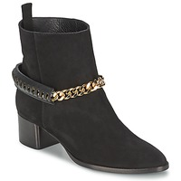 Shoes Women Ankle boots Roberto Cavalli YPS542-PC519-05051 Black