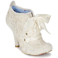 Shoes Women Low boots Irregular Choice ABIGAILS THIRD PARTY White / Cream