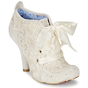 Shoes Women Ankle boots Irregular Choice ABIGAILS THIRD PARTY White / Cream