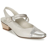 Shoes Women Court shoes Dorking CONCHA Beige