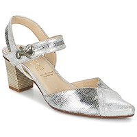 Shoes Women Court shoes Dorking DELTA Silver