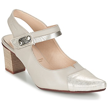 Shoes Women Court shoes Dorking DELTA Beige