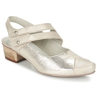 Shoes Women Court shoes Dorking MENET Silver / Grey
