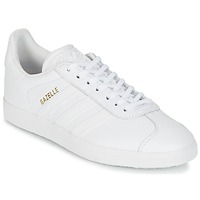 Shoes Low top trainers adidas Originals GAZELLE White