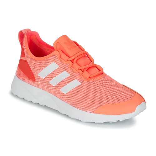 outlet store sale e8de3 5a7d3 Shoes Women Low top trainers adidas Originals ZX FLUX ADV VERVE W Sun    Brillant