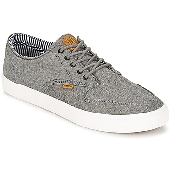 Shoes Men Low top trainers Element TOPAZ C3 Grey