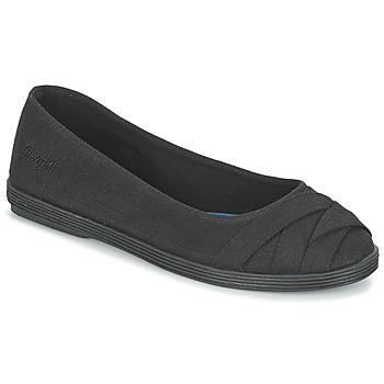 Shoes Women Ballerinas Blowfish GLO Black