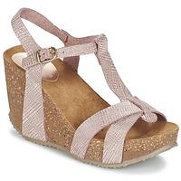Shoes Women Sandals Elue par nous ZECDOUVE Pink