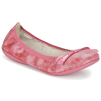 Shoes Women Ballerinas Les P'tites Bombes ELLA Pink