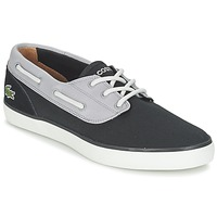 Shoes Men Boat shoes Lacoste JOUER DECK 117 1 Black