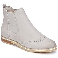 Shoes Women Mid boots Tamaris MORCO Grey
