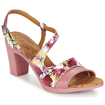 Shoes Women Sandals Art RIO Pink