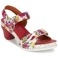 Shoes Women Sandals Art I  ENJOY FLOWERS