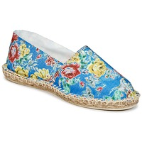 Shoes Women Espadrilles Art of Soule PRINT Blue