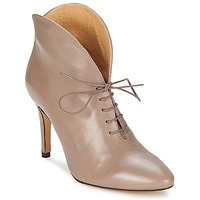 Shoes Women Ankle boots Fericelli FIRIN TAUPE