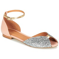 Shoes Women Sandals Emma Go JULIETTE Pink / Silver / Gold