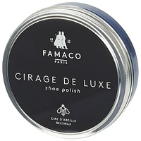 Accessorie Shoepolish Famaco Boite de cirage de luxe marine 100 ml MARINE