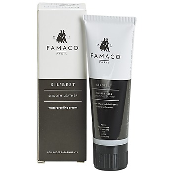 Accessorie Shoepolish Famaco Tube applicateur cirage blanc 75 ml White