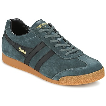 Shoes Men Low top trainers Gola HARRIER Grey / Black
