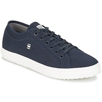 Shoes Men Low top trainers G-Star Raw KENDO Marine