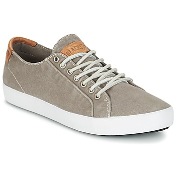 Shoes Men Low top trainers Blackstone NM95 Grey