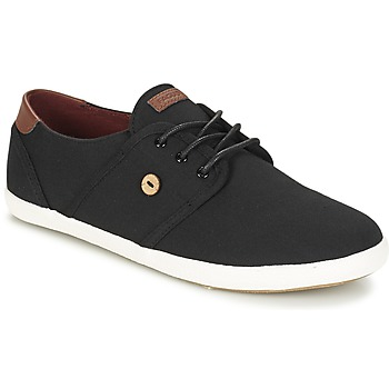 Shoes Men Low top trainers Faguo CYPRESS Black