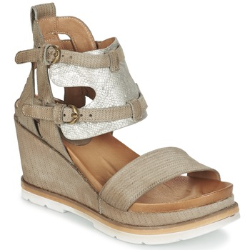 Shoes Women Sandals Mjus APRIL TAUPE / Silver