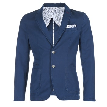 material Men Jackets / Blazers Benetton MASKIOL MARINE