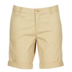 material Women Shorts / Bermudas Benetton JAVIN BEIGE