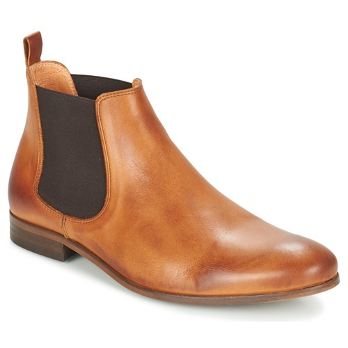 Shoes Men Mid boots Brett & Sons CHAVOQUE Brown