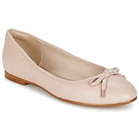 Shoes Women Ballerinas Clarks GRACE LILY Pink