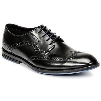 Shoes Men Brogue shoes Clarks PRANGLEY LIMIT Black