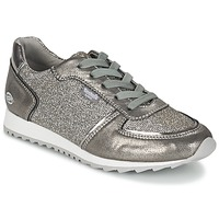 Shoes Women Low top trainers Dockers by Gerli JOUVELLIA Silver