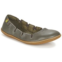 Shoes Women Ballerinas El Naturalista EL VIAJERO Grey