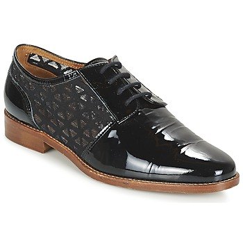 Shoes Women Derby shoes Heyraud ELEANA Black