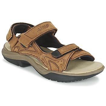 Shoes Men Sports sandals Asolo METROPOLIS Brown
