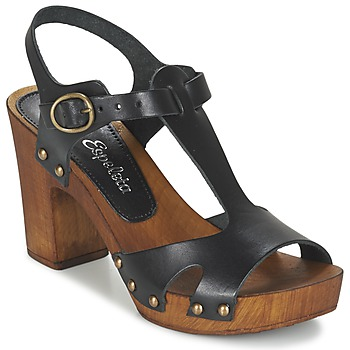 Shoes Women Sandals Lola Espeleta NICIA Black