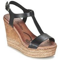 Shoes Women Sandals Lola Espeleta PATSY Black