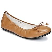 Shoes Women Ballerinas Mac Douglas ELIANE Brown