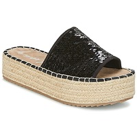 Shoes Women Mules Coolway BORABORA Black
