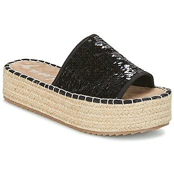 Shoes Women Mules Coolway BORABORA Black