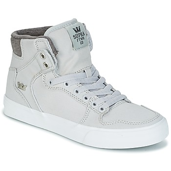 Shoes High top trainers Supra VAIDER Grey