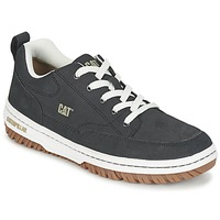 Shoes Men Low top trainers Caterpillar DECADE Black