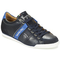 Shoes Men Low top trainers Pantofola d'Oro SAVIO ROMAGNA UOMO LOW Blue